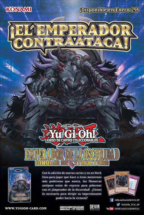 Yugioh Monarch Structure Deck Tcg List by Emperor Of Darkness Structure Deck Yu Gi Oh Fandom