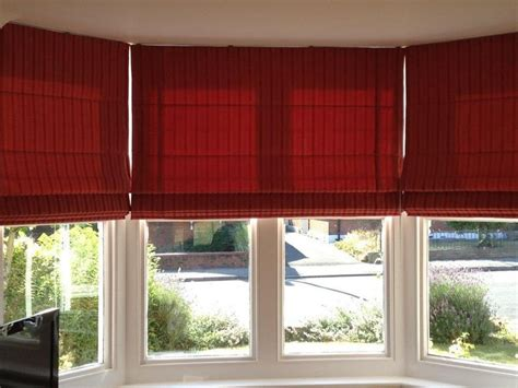 Lovely Red Roman Blinds #style #colour #blinds #home
