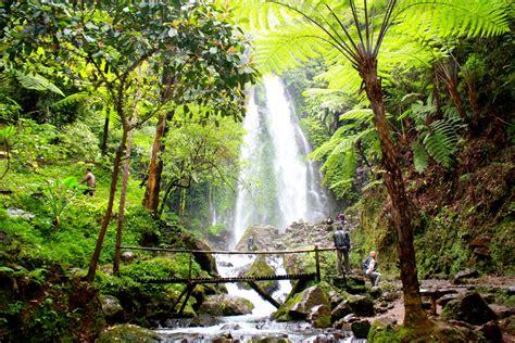 tawangmangu wisata alam terkeren  solo informasi