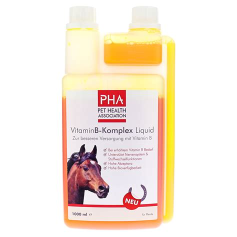 pha vitamin  komplex liquid fpferde  milliliter