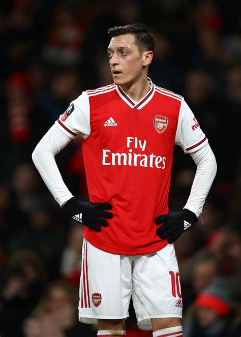 Arsenal can save millions by sending Mesut Ozil to the ...