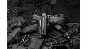M P9 Holster With Light Blackhawk Epoch Level 3 Light Bearing Duty Holster In Holsters