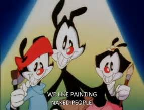 Animaniacs Hooked On A Ceiling by Hooked On A Ceiling
