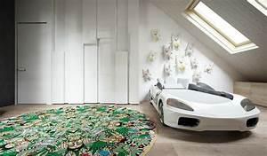 Lit Enfant Voiture : maison d 39 int rieur moderne et styles diff rents dans chaque pi ce ~ Preciouscoupons.com Idées de Décoration