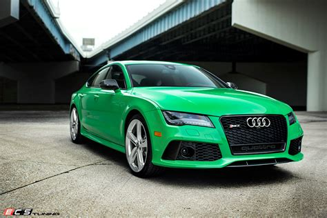 signal green audi rs   cool autoevolution
