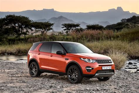Land Rover Discovery Sport Modification by Autodealer S Choice Awards 2017 Land Rover