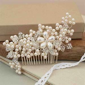 Wedding Hair Combs Offer A Beautiful Alternative To Veils