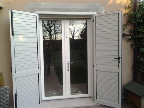 Porte Persiane by Porte In Alluminio Per Esterno Con Porte Portocinci