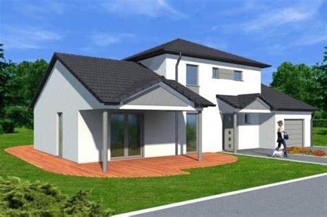 maison simple et moderne nos r 233 alisations maisons modernes maisons arlogis reims