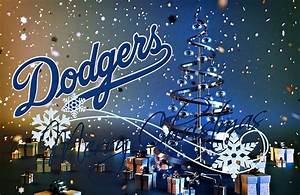Los Angeles Dodgers Photograph by Joe Hamilton
