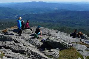 Hike camels hump vermont 4000 footers camels hump plane ...
