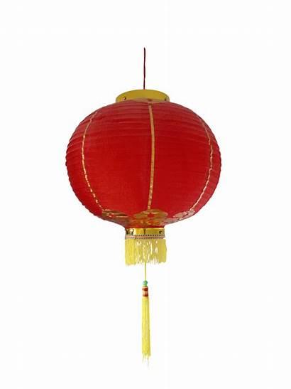 Lampion Chinese Imlek Gambar Lantern Clipart Lanterns