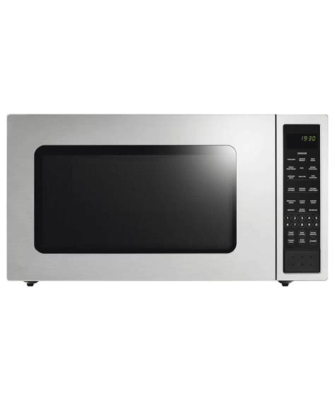 fisher paykel mo ss   traditional microwave  appliances
