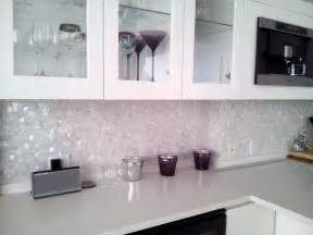 backsplash ideas for kitchen walls of pearl wall mosaics modern tile miami by