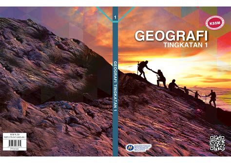 buku teks  kssm tingkatan  geografi