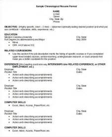 resume format pdf file chronological resume template 28 free word pdf documents download free premium templates