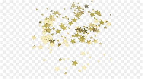 star gold confetti party bride overlay png