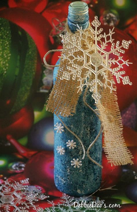 dollar tree christmas craft  decor ideas debbiedoos