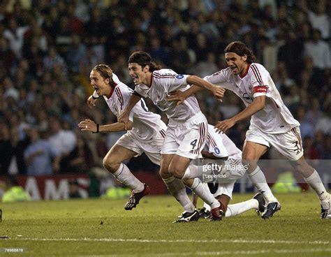 Uefa champions league 2004 final ac milan vs juventus turin full match. Football, UEFA Champions League Final, Manchester, England ...