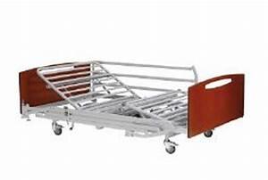 Lit Medicalise 120 : lit m dicalis 4 fonctions 120 cm les lits m dicaux ~ Premium-room.com Idées de Décoration