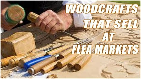 wood crafts  sell  flea markets wood crafts