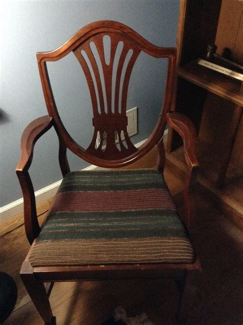 Lenoir Chair Company Cal 4319 by Lenoir Diningroom Chairs My Antique Furniture Collection