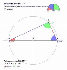 Rechter Winkel Mit Schnur : tri03 rechtwinklige dreiecke satz des pythagoras ~ Lizthompson.info Haus und Dekorationen