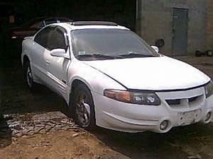 Used 2000 Pontiac Bonneville Rear Body Decklid Tailgate