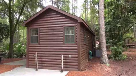 disney world cabins disney s fort wilderness resort cabin tour walt disney