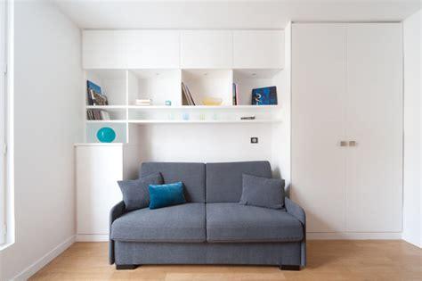 canapé lit pour studio un petit studio plein d astuces galerie photos d 39 article
