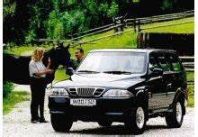 Cote Autovista : cote auto gratuite et fiche technique daewoo musso musso 2 9 td sel 2001 9 cv diesel ~ Gottalentnigeria.com Avis de Voitures
