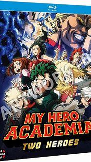 Amazon Lists My Hero Academia: Two Heroes Release for ...