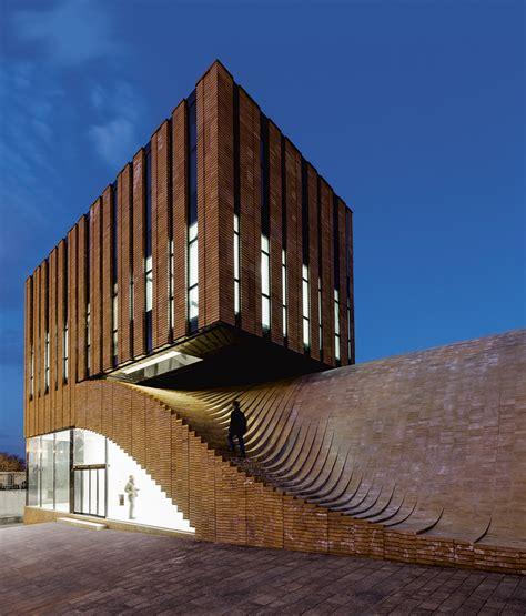 Taschen Presents 100 Contemporary Brick Buildings Wallpaper