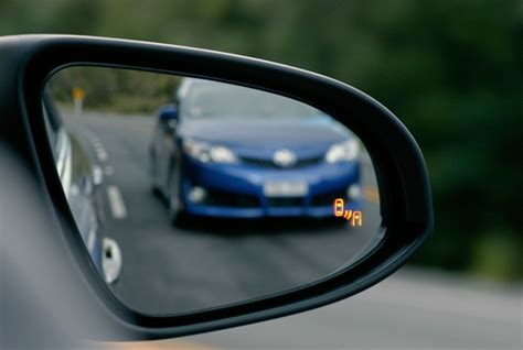 blind spot monitor drivers value crash protection tech