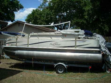 Used Pontoon Boats For Sale South Florida by Used Pontoon Boats For Sale In Florida United States 7