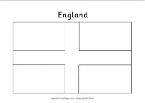 england flag printable