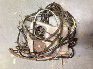 Heinkel Cars  Kabines And Cabin Scooters  Wiring Harness