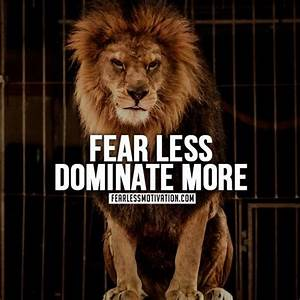 30 Motivational Lion Quotes In Pictures - Courage ...
