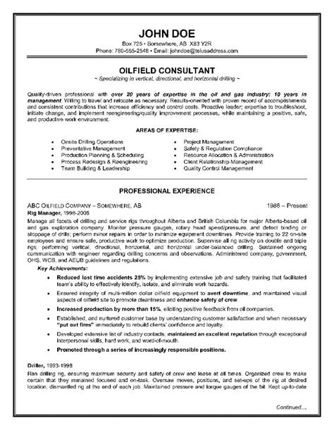 Blue Collar Resume Skills by Resume Resume Cv Exle Template