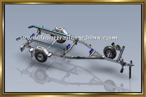 Ski Boat Trailer Skids by Boat Trailers China 5 7 M Skid Boat Trailer Boat