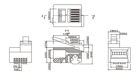 modular rj11 rj12 rj14 rj25 manufacturer supplier kls electronic co ltd