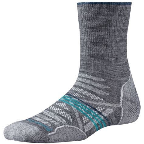 smartwool hiking light crew socks smartwool phd outdoor light mid crew sock women 39 s