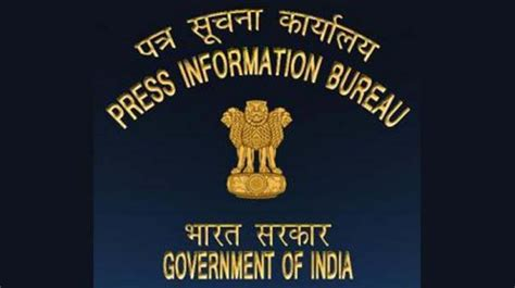 press information bureau pib to issue ids with barcodes to accredited journalists