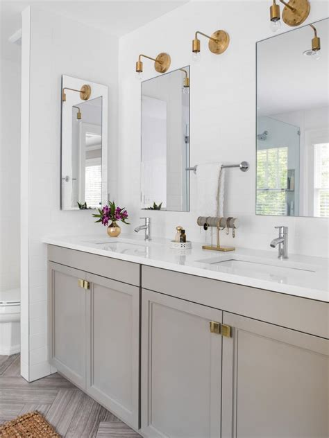 what are bathroom countertops made of cheap ways to freshen up your bathroom countertop hgtv