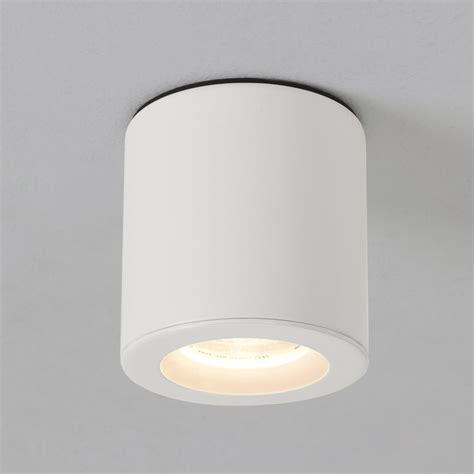 Surface Mount Can Light by Astro Lighting 7176 Kos Surface Mounted Downlight Ip65 In
