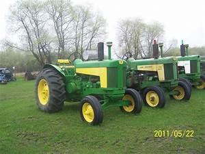Different Coloured Junk  730 John Deere Gas Standard