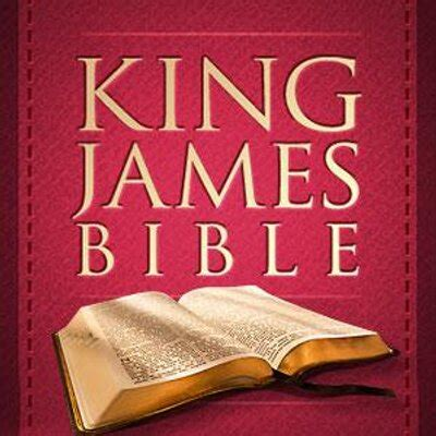 King James Bible (@kjvbibles) Twitter