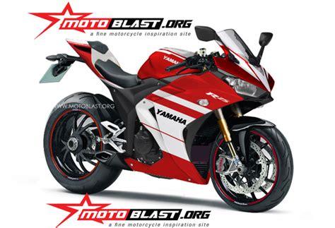 Yamaha R25 Modification by Modif Yamaha R25 Merah Menjadi Kayak Ducati Garang