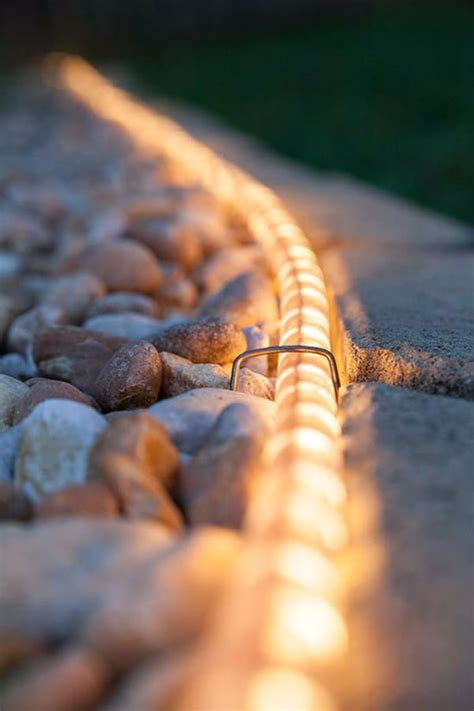 Rope Lights As Outdoor Lighting