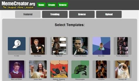 Create Memes Online Free - 5 free meme generator apps to create meme online